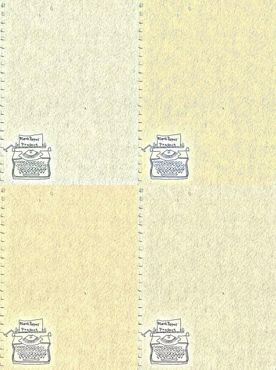 blankpaperproject