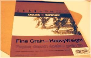 Daler Rowney Fine Grain HeavyWeight .jpg