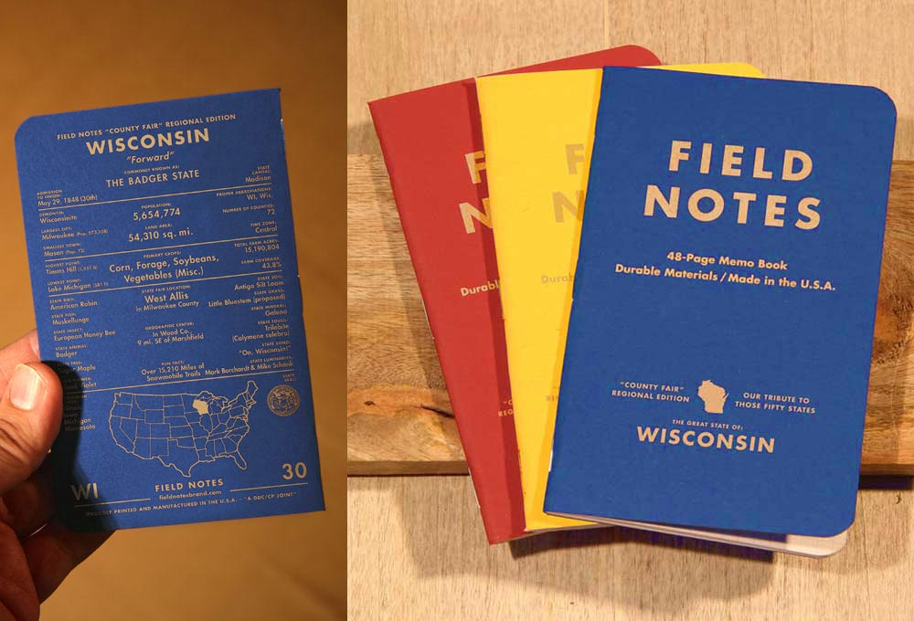 Field Note Sharethis Copy And Paste Field Notes  Shop Cooper