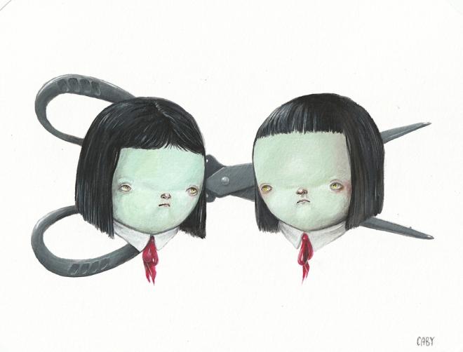 3- Twin Cuts