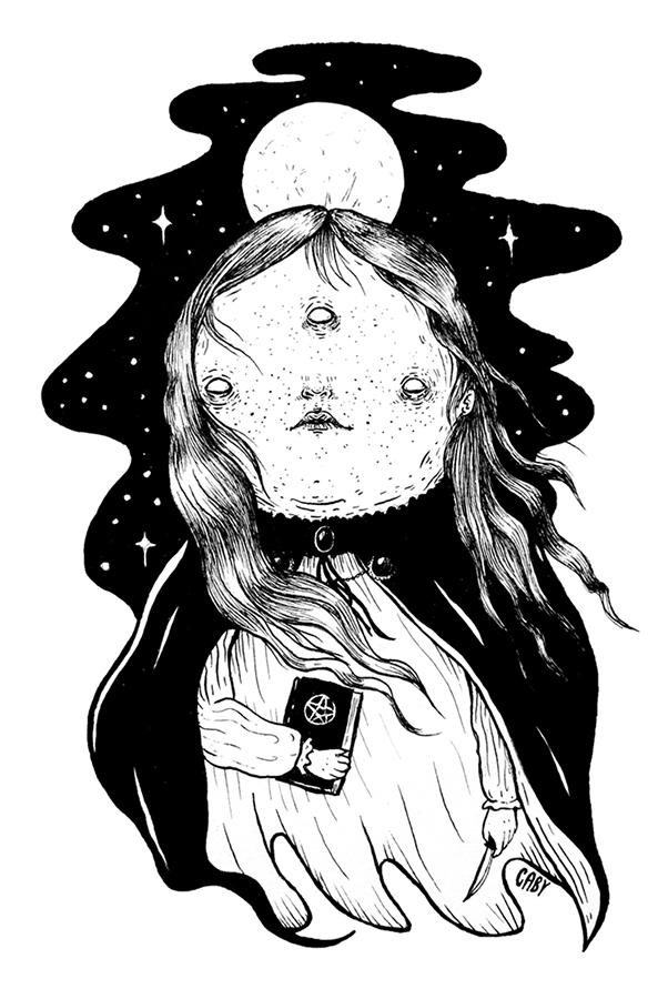 7- Witch